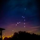 foto astronomica   segno zodiacale   scorpione,                                Carlo Colombo