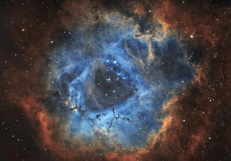 Rosette Nebula,                    Paweł Oleksiak