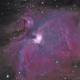 M42- Great Orion Nebula,                                James Fletcher