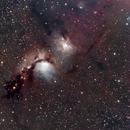M78,                    Wes Higgins