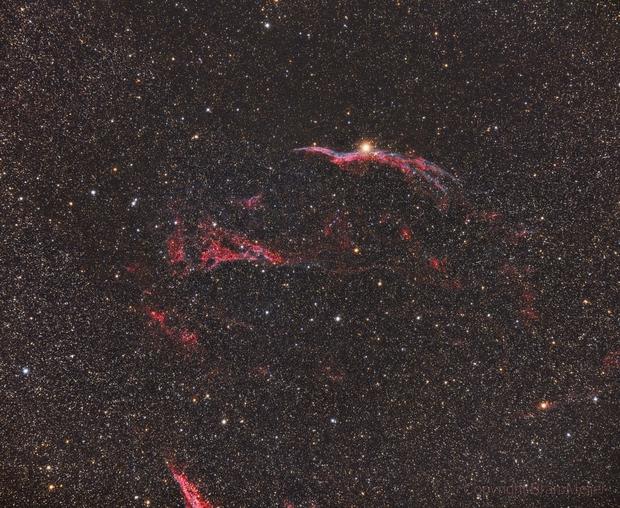 Veill Nebula (Sluiernevel),                                BramMeijer
