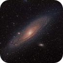 Andromeda, M31,                                Chinomoro