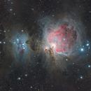 M42 The Orion Nebula w/ ZWO 071 MCPro,                                Elmiko