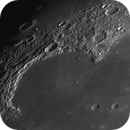 Moon 2018-04-26. Sinus Iridium.,                    Pedro Garcia