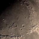 Montes Appeninus ... Mare Imbrium ... Mare Frigoris,                                Mark L Mitchell