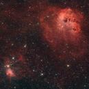 IC410 HaRGB,                                Bernd Steiner