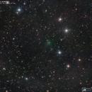 Comet C/2017 O1 ASASSN,                                José J. Chambó