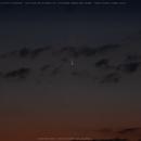 Comet C2020 F3 NEOWISE,                                Salvatore Cozza