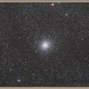 M22 Cluster,                                Aarni Vuori