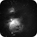 The Orion Nebula in RGB Ha OIII,                                  Kevin Smith