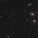 376 galaxies dans le champ,                                  kaeouach aziz