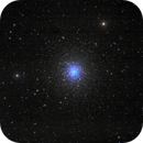 M13 Hercules Cluster,                                Patrick Graham