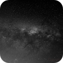 Milky Way B&W seen from TUGA,                                Sergio G. S.