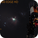 My New Celestron 800 Edge HD from Highpoint Scientific,                                  Kevin Smith
