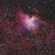 M16, The Eagle Nebula,                                doug0013