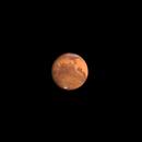 Mars RGB (first light) 11-3-2020,                                AstroHawk