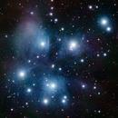 M45 Pleiades,                                Aaron Freimark