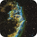 the Eastern Veil (IC1340 & NGC6995 part of NGC 6995,                    DDS_Observatory