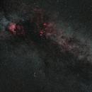 Cygnus Constellation,                                Roland Schliessus