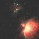 Orion´s Nebula and Running Man,                                Philipp Weller