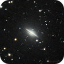 M104 Sombrero Galaxy,                                Gary Plummer