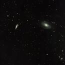 Bode's Nebula (Galaxy) M81 & M82,                                matthew.maclean