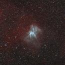 NGC2359 - Thor's Helmet Widefield,                                Graeme Coates