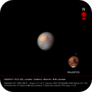 Mars 17 Mar 2020,                                LacailleOz