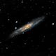 NGC 253,                                Vijay Vaidyanathan
