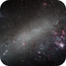 Large Magellanic Cloud,                                Arne Danielsen