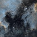 North America and Pelican nebulas,                                Jari Saukkonen