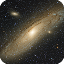 M31 from TDS, CA,                                kmachhi