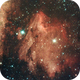 IC 5070 Pelican Nebula,                                K. Schneider