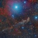 Witch Nebula,                                Roberto Colombari