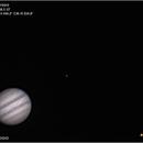 Jupiter, Io and Europa,                                Conrado Serodio