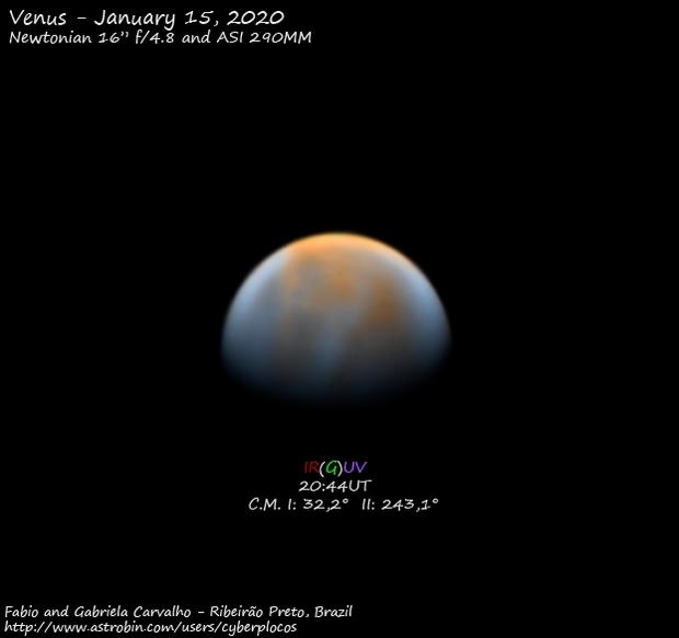 Venus - IR(G)UV,                                Fábio