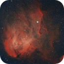 IC2944 Running Chicken Nebula,                                CarlosAraya