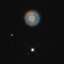 NGC 2392 - Eskimo Nebula,                                Maximilian