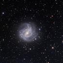M83 galaxy,                                  Nicholas Jones