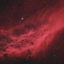 NGC 1499,                                Bruce