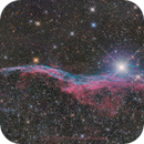 NGC6960 - Western Veil Nebula,                                Maarten Rolefes