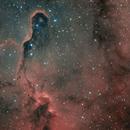 IC1396 - HOO New,                                basskep