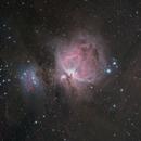 M42 HaLRGB,                    Bretw