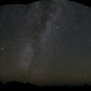 Rising Cygnus,                                Astro-Tina