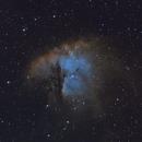 NGC 281 PacMan Nebula,                                mos6522