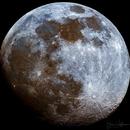 Mineral Moon with ASI533mc-pro,                                Björn Hoffmann