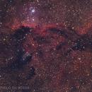 Fighting Dragons of Ara - NGC6188 (V. 2.0),                                Delberson