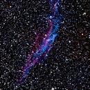 Eastern Veil (NGC 6992),                                eldoctorbacterio