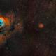 2 panels mosaic of NGC7822,                                  David Lindemann
