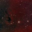 Nebulosas vdB 62 y LDN 1622 ,                                J_Pelaez_aab